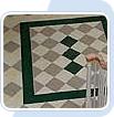 Plinth tiles
