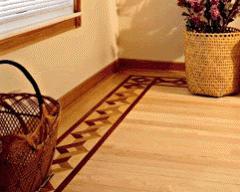 Warmed floor