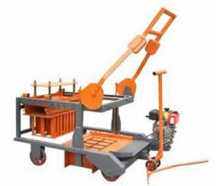 EBM03-6D block molding machine