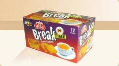 Break time biscuits