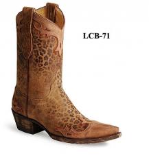 Ladies Cow Boots