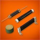 Globar bulk ceramic non-inductive resistors