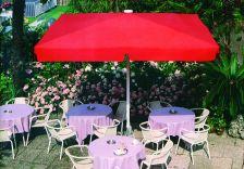 Large umbrellas