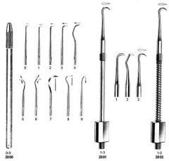 Crown instruments