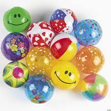 Indoor balls