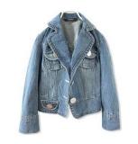 Men jeans jacket