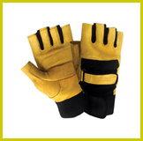 Acid dielectric gloves