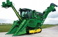 JD3520 sugarcane harvester