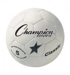 Champion sports classic soccer ball