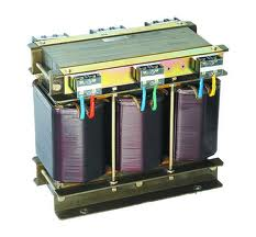 Isolation transformers with ground voltage