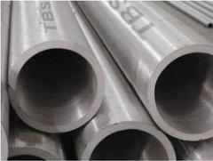 High pressure pipes