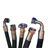 S.S. corrugated high temperature hoses