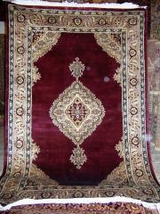 6 x 4 persian design carpet