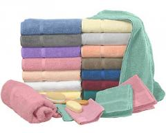 Towels for face, face towels