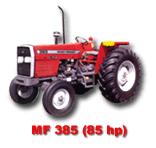 Massey ferguson MF-385 tractor