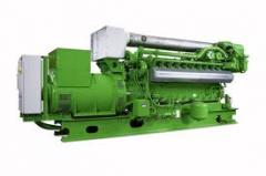 Gas engines (GE jenbacher)