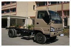ISUZU NPS 4 x 4 Truck