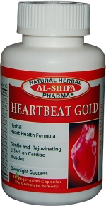 Heart,Beat,Gold,herbal,medicine