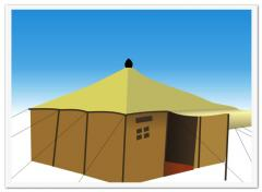 Cottedge tent