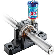 Single-point automatic lubricator