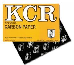 KCR typewriter carbon paper