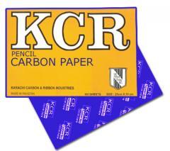 KCR pencil carbon paper