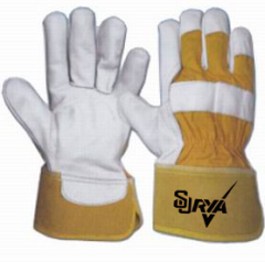 Gray Working Gloves