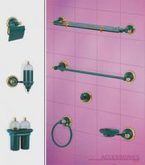 bath and showeroom accessories