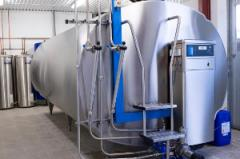 DeLaval cooling tank DXCE