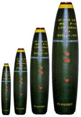GP series steel bomb