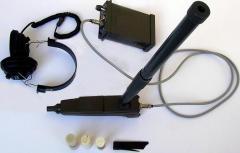 Explosive detectors