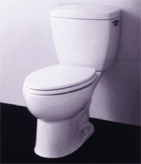 Siphonic Close Coupled Toilet
