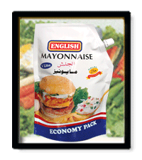 English mayonnaise