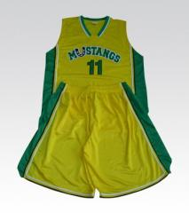 Basketball Uniforms Sublimated
