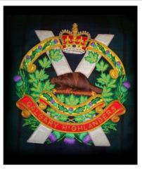 Galgary Highlanders