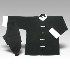 Kungfu black / white trim