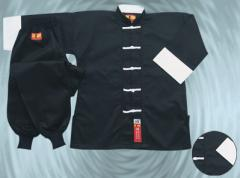 Kung fu and ninja uniform