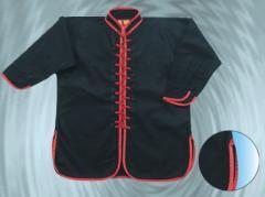 Kung fu jackets