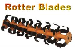 Rotter blades