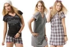 Women casual garment