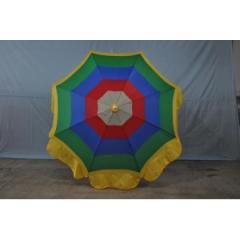 Multi color parachute nylon M2 umbrella
