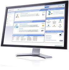 Corporate banking software