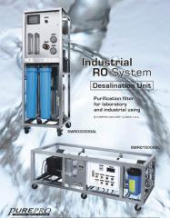Commercial and Industrial RO plants Pure Pro