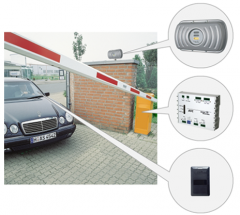 Automatic vehicle identification system