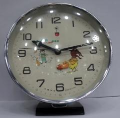 Antique Table Winding Bell Alarm Clock