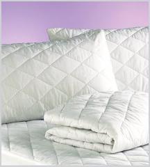 Anti-bacterial mattress protectors