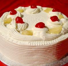 Pineapple cake 4 lbs