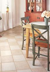 Dinning room tiles