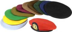 Woolen berets