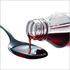 Liquid syrups